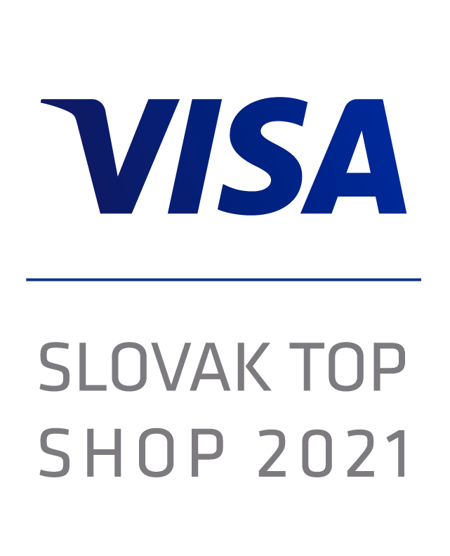 VISA Slovak Top Shop 2021